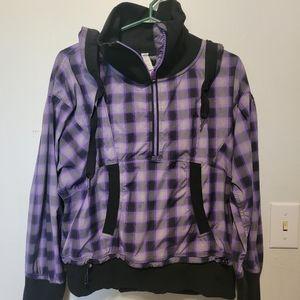 Lululemon Run Reflective Pullover size 12